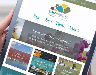 Visit Frankfort Website