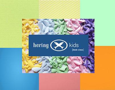 Projeto teste para Hering Kids - 2013