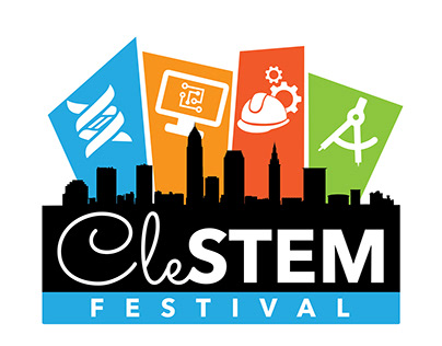 CLEStem Festival Logo