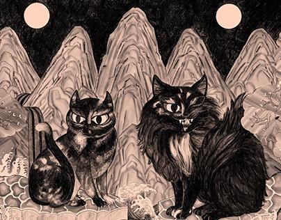 Korean cats