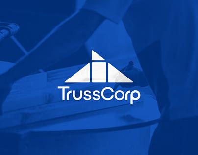 TrussCorp - Logo & Brand Identity Design