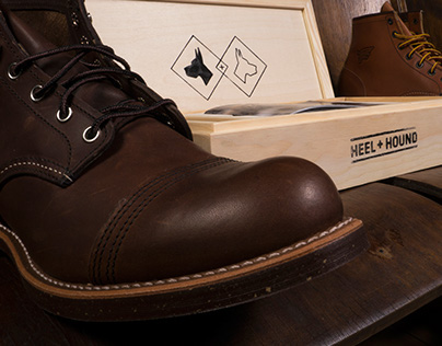 Heel + Hound Shoe Care Collection