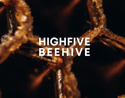 Honey Store Website