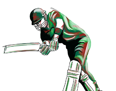 City Bank ICC World Cup Illustrations