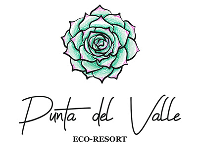 Logo for eco-resort Punta Del Valle