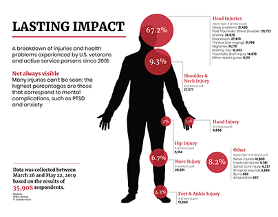 Lasting Impact - Infographic for capstone