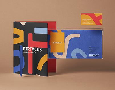 Spartacus Educação - Identidade Visual