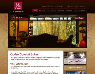 Ogden Comfort Suites