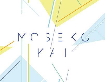 Moseko Kai- CI design