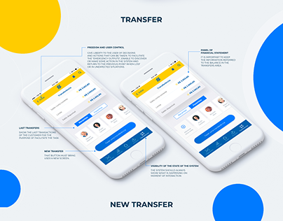 UX/UI - Redesign Banco do Brasil App