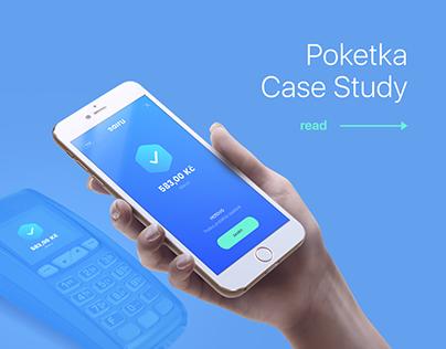 Poketka App Case Study