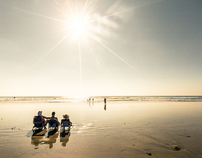 Summertime in California