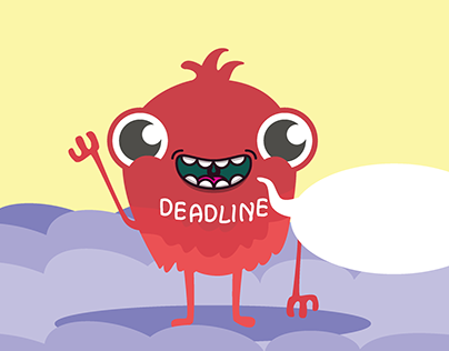 Deadline VS Human - Storyboard