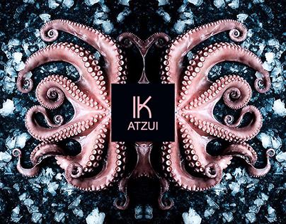 KATZUI Japanese Restaurant | Brand Identity Design