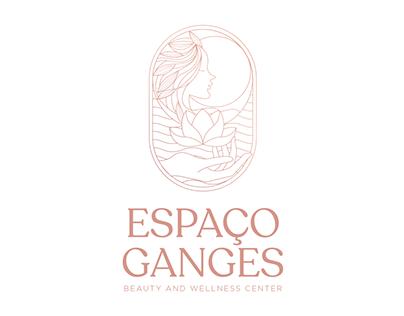 ESPAÇO GANGES - Visual Brand