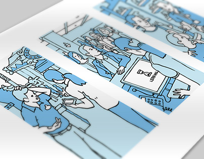 Storyboard - Guest Experience Presentation 2