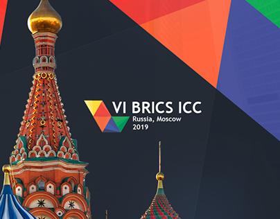 VI BRICS Conference Website