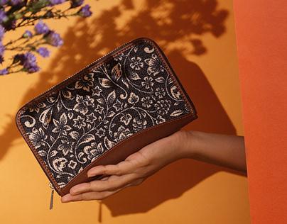 Vegan Handbag - Photography and styling