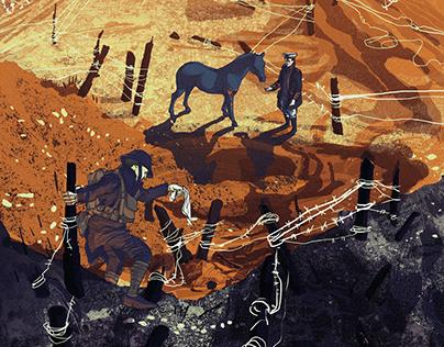 WAR HORSE - Folio Society BIC2016 - Longlist