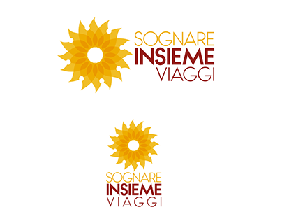 Logotype Sognare Insieme Viaggi Travel Agency