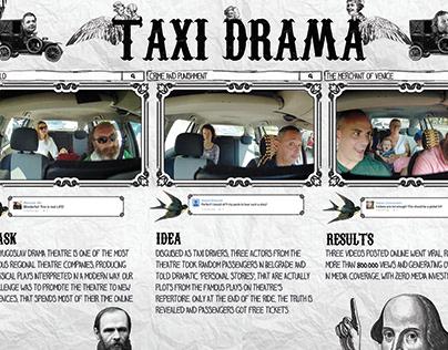 Taxi Drama