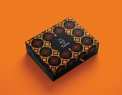 Gift Packaging- Pune Baking Company