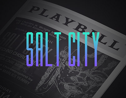 Salt City: A Techno Choreograph