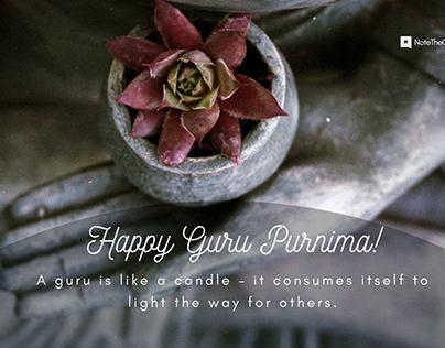 Happy Guru Purnima : Quotes, Wishes, Messages