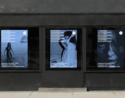 Visual identity for an exhibition at Arton Foundation
