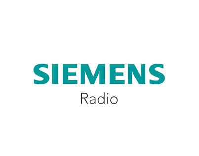"Raccolta spot radio 30"" Siemens Home"