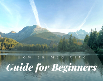 how to meditate: a guide for beginners