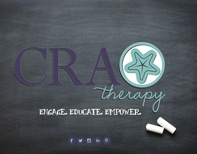 CRA Therapy Rebrand