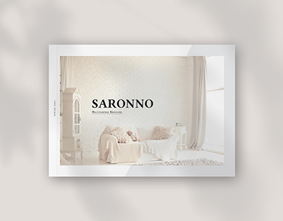 SARONNO - Catalogue/Brochure