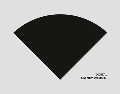 Website Design for digital agency