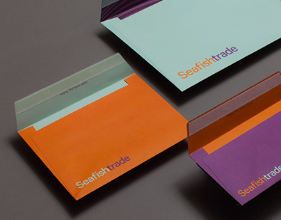 Seafishtrade — Brand/Corporative Identity