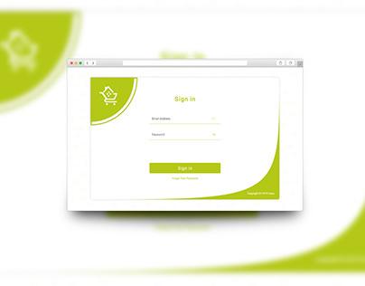 تصميم وتطوير موقع كرم