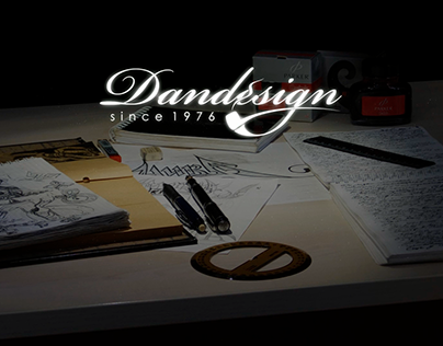 Designer table (intro of TM Dandesign)