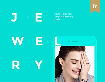 Soufeel Jewelry Ui & App