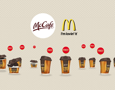 Coffee for two / McCafe
