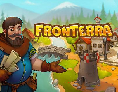 Fronterra - Game art