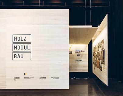 Holz Modul Bau