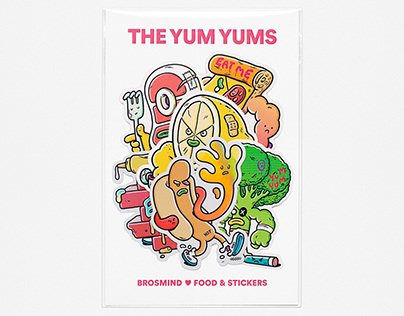 THE YUM YUMS