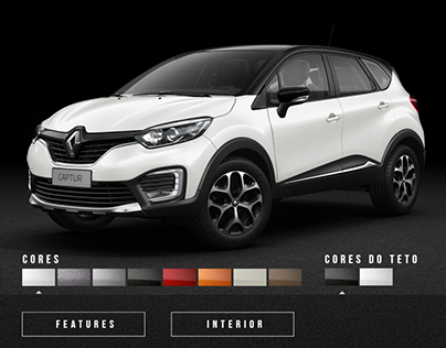 Renault Captur | Car Configurator