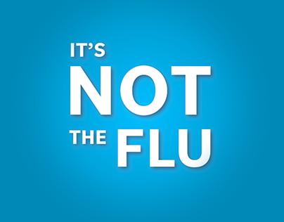 IT'S NOT THE FLU - One Reason COVID-19 is so dangerous.