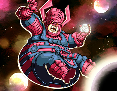 Galactus - Plus Size