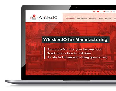 Whisker.IO - Brand Development