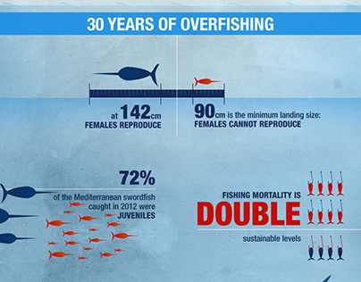 Oceana: #SOSswordfish - Infographic
