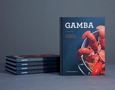 Gamba. A Seafood Cookbook