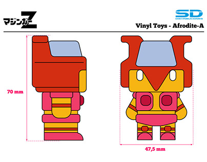 Mazinger-Z #2 - Vinyl Toys