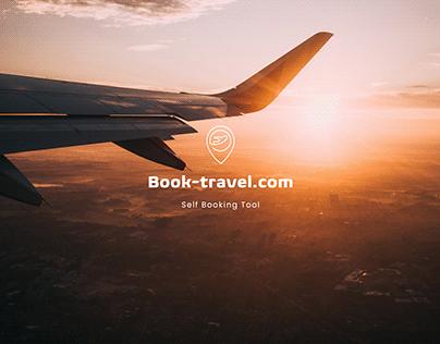 Book Travel   Brand Identity